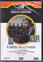 Dvd Sceneggiati Rai «IL DELITTO NOTARBARTOLO» con Ivo Garrani completa 1979