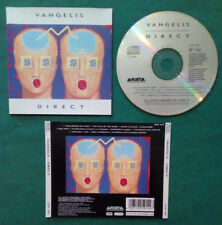 CD Vangelis Direct ELECTRONIC SYNTH POP Made In Germany 1988 no lp mc dvd(ST2)