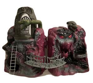 Les Maîtres de l'Univers MOTU Château Snake Mountain 1983 Musclor Mattel