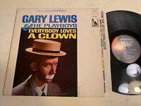 Gary Lewis & The Playboys Everybody Loves A Clown LP Liberty Stereo VG