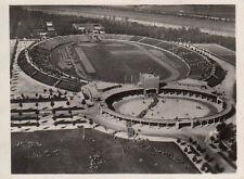 BRESLAU * HERMANN GÖRING STADION * orig. Sammelbild von 1937 *