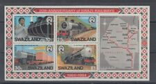 Chemin de Fer - Locomotives Swaziland Bloc 11 (MNH)