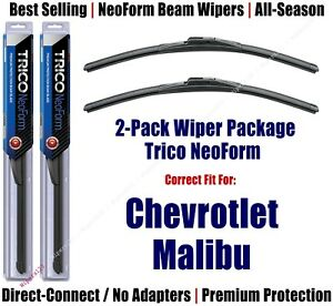 2pk Super-Premium NeoForm Wipers fit 1978-1983 Chevrolet Malibu - 16180x2