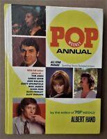 POP WEEKLY ANNUAL 1969 Albert Hand vintage 60s music stars Tom Jones Mick Jagger
