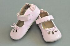 ROBEEZ Mini Shoes - Girls 9-12 Months - Pink Mary Janes EUC