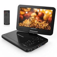 NEW DBPOWER Portable DVD Player 10 inch CPRM Region Free MK-101 Black Japan