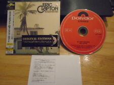 RARE OOP JAPAN Eric Clapton CD 461 Ocean Boulevard MINI-LP SLEEVE Bob Marley cvr