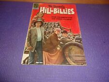 The Beverly Hillbillies The Clampetts Go High Class Dell #4 1964 Read Issue