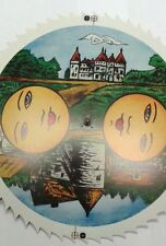 Hermle-Kienninger-Sligh Grandfather  clock dial moon disk 190 mm over sized