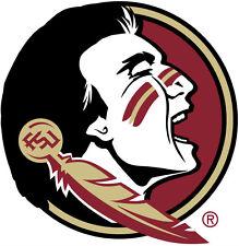 Florida State Seminoles 4 Inch NCAA Die-Cut Decal / Car Sticker *Free Shipping