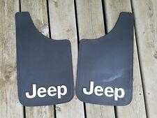 "2011 Plasticolor Jeep Mud Flaps 11"" x 19"""