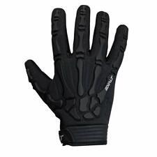 Paintball Exalt Death Grip Paintball Full Finger Gloves Black - Medium New