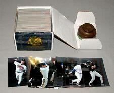1996 Select Certified MLB Baseball Full Card Set of 144