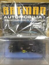 DC - BATMAN AUTOMOBILIA COLLECTION  #16- The Batman and Robin Movie MIP!