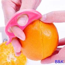2 X Grapefruit Lemon Orange Peeler Citrus Peel Opener Handy Kitchen Craft Tool