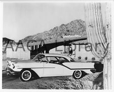 1957 Oldsmobile 98 Starfire Holiday Hardtop Factory Photo Picture  (Ref. #60804)