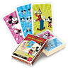 1 Disney Mickey Mouse Retro Edition Romme Kartenspiel, Walt Disney bei Frobis