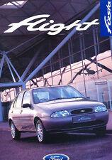 1997 Ford Fiesta Flight Edition Sales Brochure UK