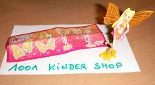 KINDER NV127 NV WINX CLUB STELLA VARIANTE 2011 + BPZ