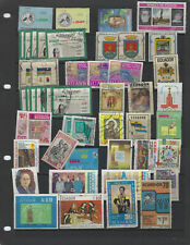 ECUADOR-SELECTION -MIXED PERIODS-MINT -USED-SOME SETS-#1015