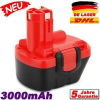 BAT043 BAT045 Akku für Bosch PSR 12 PSR 1200 2607335531 12V 3000mAh GSR 12 VE-2