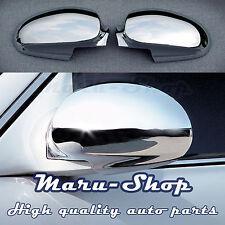 Chrome Side Rear View Mirror Cover Trim for 99~05 Hyundai Sonata