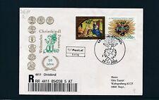 Christkindl Reco-Brief  29.11.2002  Ersttag      8/1/15