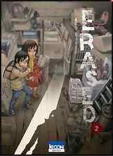manga Erased Tome 2 Seinen Kei Sanbe Ki-Oon ! AD Astra Thriller Fantastique VF