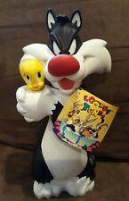 RARE Looney Tunes, Sylvester & Tweety Bird Soakie / Bubble Bath Bottle