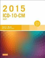 2015 ICD-10-CM Draft Edition, 1e