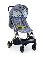 Cosatto Yay Stroller (Seedling) Compact Lightweight Pushchair from Birth to 15kg