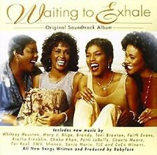Waiting to Exhale [3/11] by Original Soundtrack (Vinyl, Mar-2016, 2 Discs, Real Gone Music)