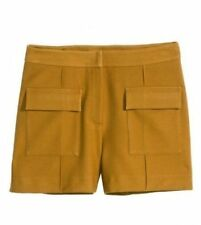 H&M Mid Rise Regular Size Shorts for Women