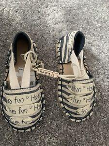 Zara Baby Shoes Size 20 (3-4 UK)