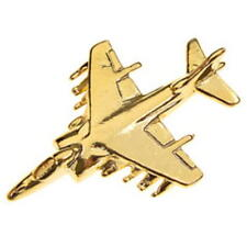 HARRIER GR7 Tie Pin BADGE - GOLD PLATED Tiepin
