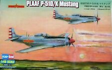 Hobbyboss 1:48 P-51D/K Mustang PLAAF Aircraft Model Kit