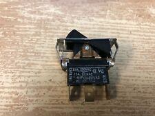 Carling Stove Switch (On/Off) 10A ,250VAC