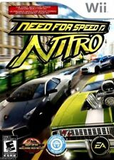 Need for Speed: Nitro (Nintendo Wii, 2009) *Without Manual*