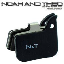 N&T SRAM Apex 1 HRD Rouge Rival Force Semi Métallique plaquette frein à disque