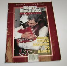 Vintage Sports Illustrated-Collector's Edition 1997-The Chicago Bulls-Jordan!