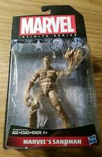 Hasbro Marvel Infinite Series Wave 5 SANDMAN TAN VARIANT Figure 3.75 inch MOC