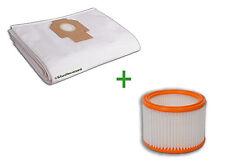 FILTRO lavabile per Nilfisk AERO 21-01 PC INOX circa filtro filtro a pieghe
