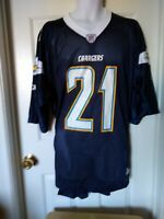 Reebok LaDainian Tomlinson SD Chargers RBK NFL Authentic Jersey - Size Men's 2XL