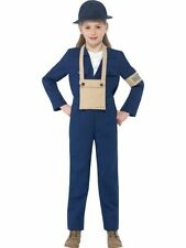 Occupations Polyester Complete Outfit Fancy Dress for Girls