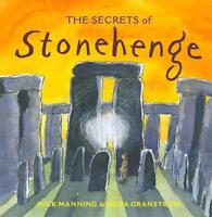 The Secrets of Stonehenge by Manning, Mick, NEW Book, FREE & FAST Delivery, (Pap