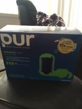 PUR MineralClear Faucet Refill 3-Pack Replacement Filters RF-9999 New!!!
