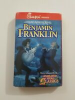 Benjamin Franklin Animated Hero Classics Cassette Chik Fil A