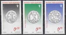 Bosnia ed Erzegovina n. 287-289 ** monete