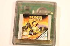 TOMB RAIDER NINTENDO GAME BOY COLOR CGB-AT9P-EUR (solo gioco)