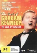 The Best of Graham Kennedy DVD NEW